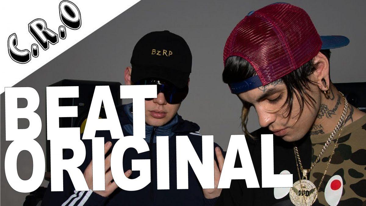 BEAT CRO BZRP MUSIC SESSIONS #29 ISTRUMENTAL ORIGINAL Style