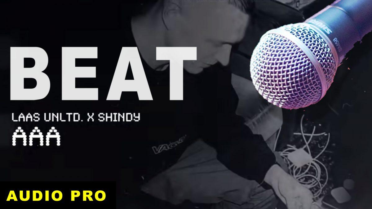 Beat LAAS UNLTD FEAT SHINDY - AAA BEAT INSTRUMENTAL