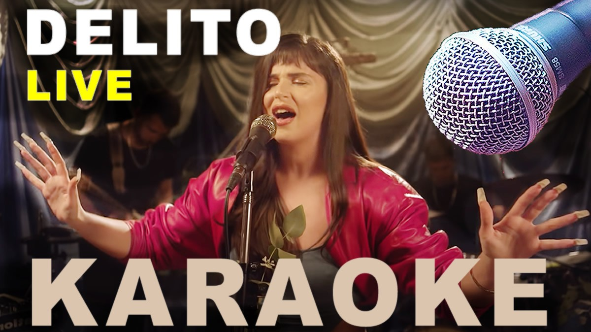 Nathy Peluso DELITO Karaoke